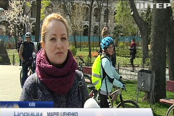У Києві започаткували аматорську велошколу