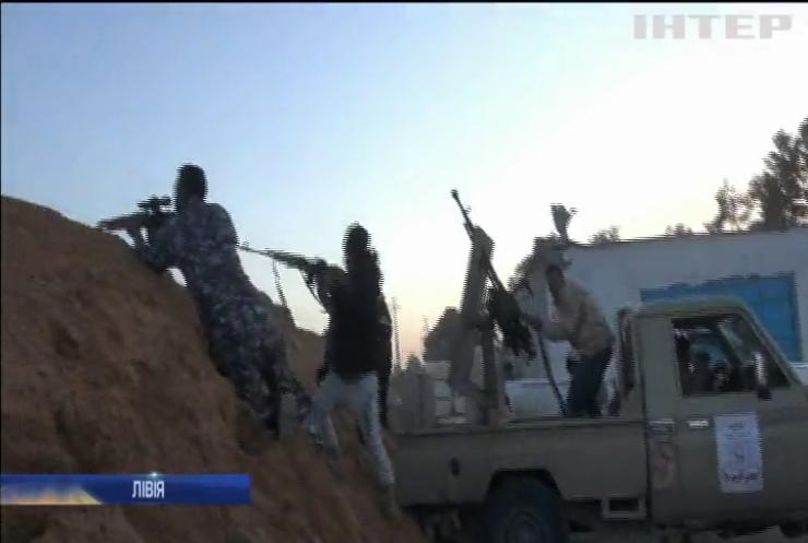 Протистояння у Лівії: кількість жертв серед цивільного населення продовжує зростати