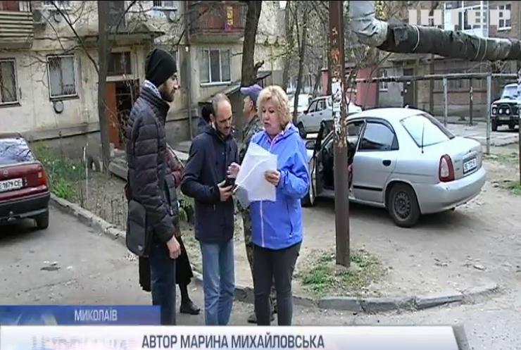 10 років без ремонту: у Миколаєві руйнується багатоповерхівка