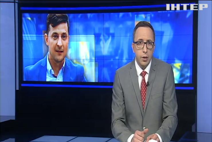 Володимир Зеленський записав відеозвернення до Порошенка