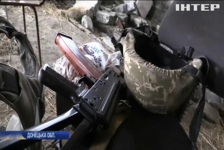 Війна на Донбасі: ЗСУ розмінували та зайняли нейтральну територію поблизу Мар'їнки