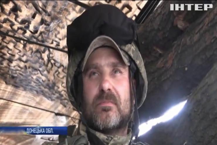 На Донбасі ЗСУ зайняли нейтральну територію поблизу Мар'їнки