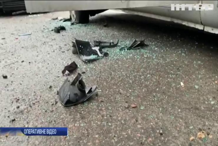 """В Одесі озброєні люди напали на """"Укртрансбезпеку"""""""