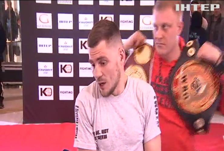 Денис Берінчик готується  захищати титул WBO International у легкій вазі