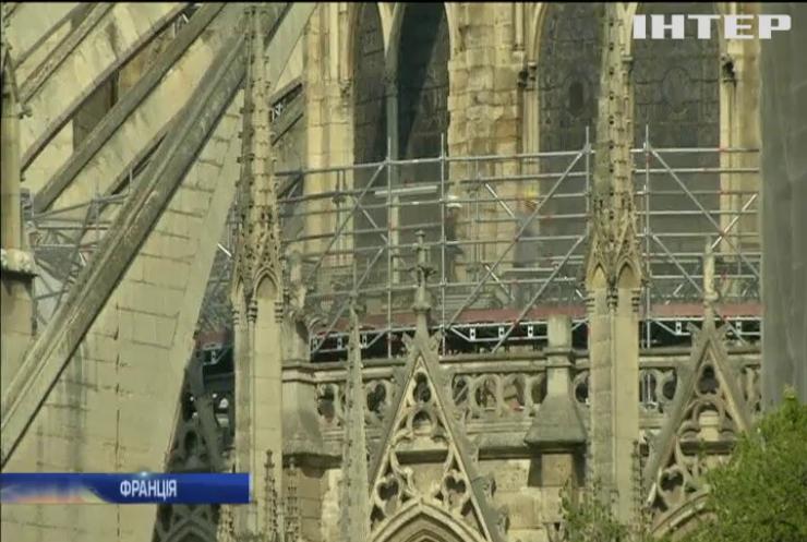 У Франції планують провести міжнародний конкурс з реконструкції шпиля Норт-Дама