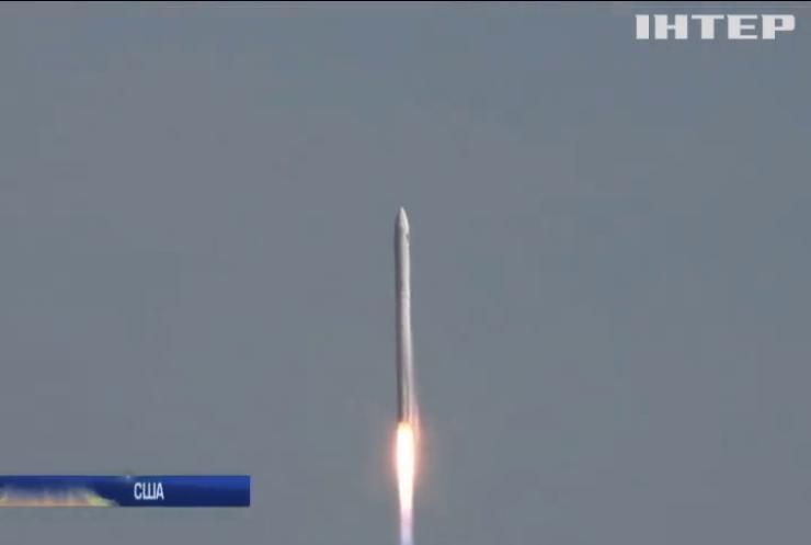 Ракету Antares успішно відправила на орбіту вантажний корабель