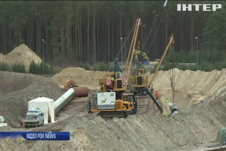"""Прем'єр-міністр Польщі розкритикував спорудження """"Північного потоку-2"""""""