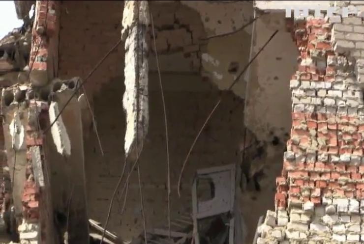 Війна на Донбасі: бойовики не припиняють обстріл українських позицій