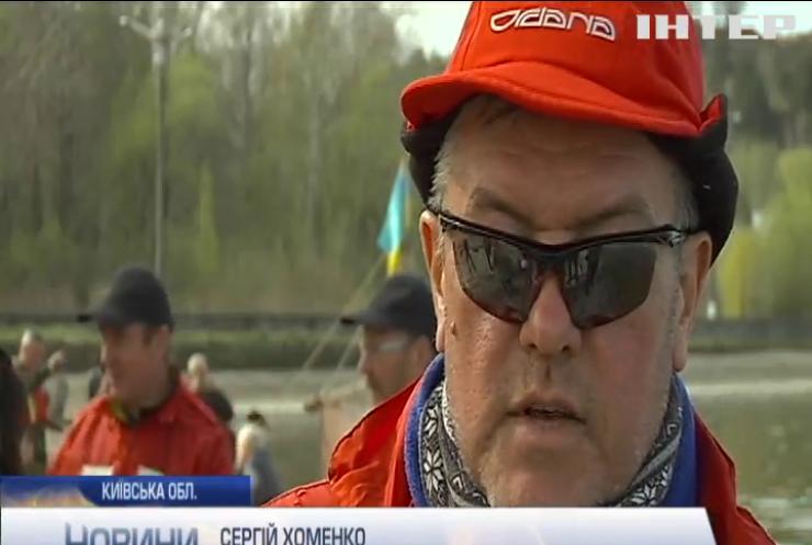 До берегів Київського моря пришвартувалися човни наукової експедиції