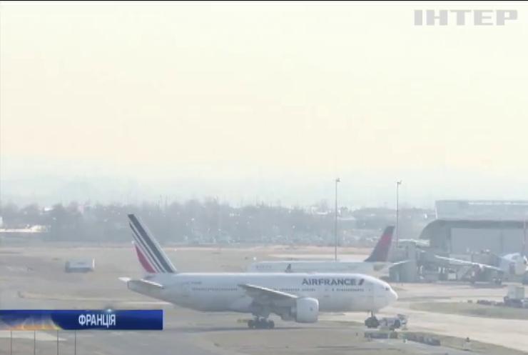 Пілоти Франції оголосили масштабний страйк
