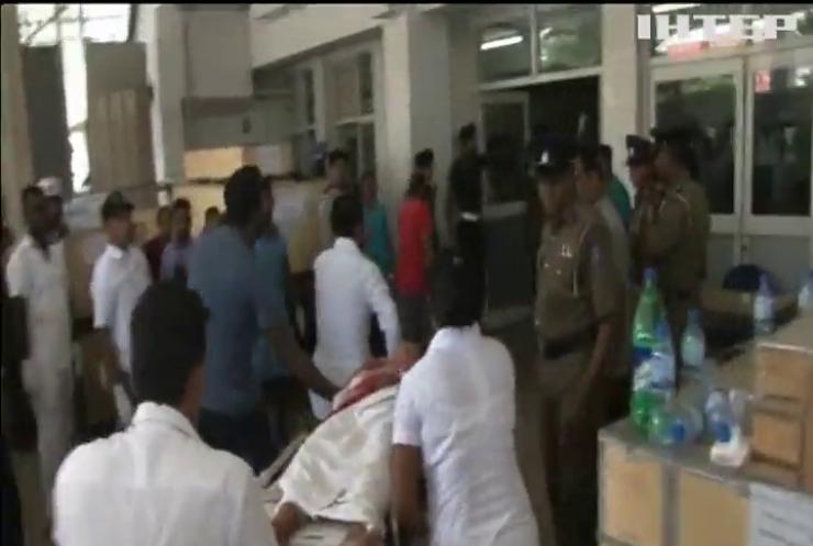 Теракт на Шрі-Ланці: кількість жертв стрімко зростає