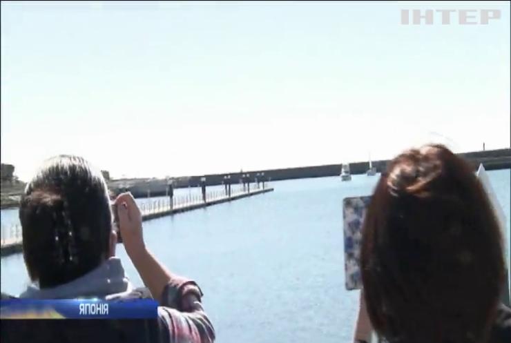 Світовий рекорд: незрячий японець перетнув Тихий океан