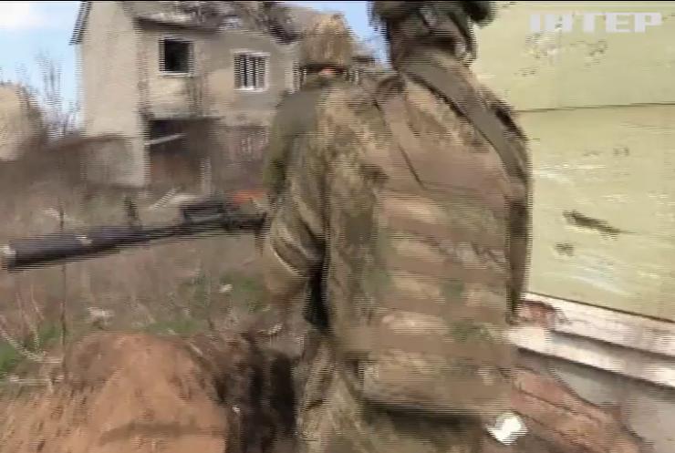 """На Донбасі бойовики вдаються до """"повзучих атак"""""""