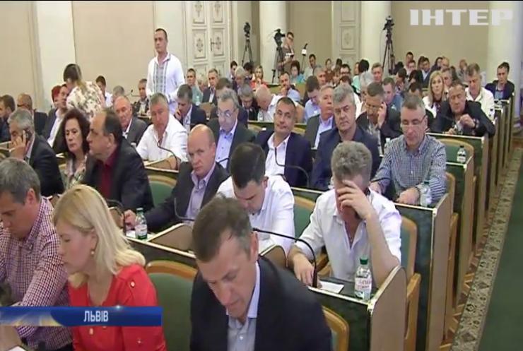 Голова Львівської ОДА подає у відставку