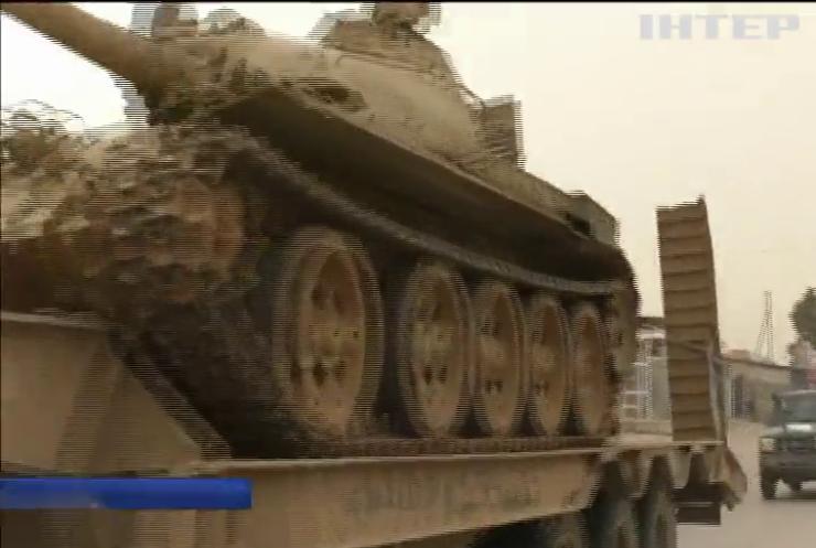 Конфлікт у Лівії: армія Хафтара наступає на Триполі