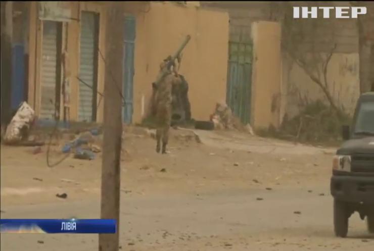 Генерал Хафтар оголосив про наступ на столицю Лівію