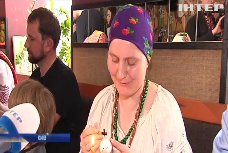 Захисникам України спекли паски та розмалювали крашанки