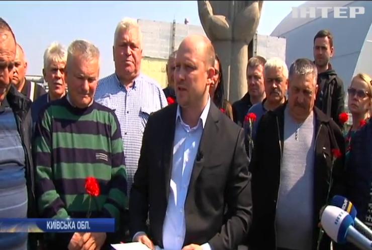 Підвищити пенсії чорнобильцям: Сергій Каплін представив програму соціальної підтримки ліквідаторів аварії на ЧАЕС