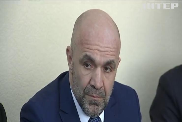 ГПУ оголосила нову підозру голові Херсонської ОДА
