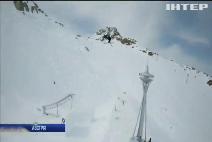 Американський фристайліст побив світовий рекорд з висоти стрибка