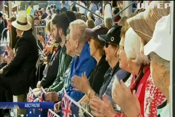 У Новій Зеландії парадом вшанували пам'ять загиблих у Першій світовій