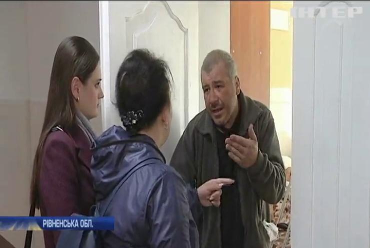 Житель Рівненщини випробував гранатомет на власному подвір'ї