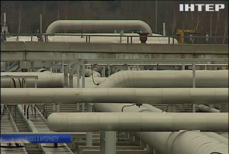 Словаччина зупинила транзит російської нафти