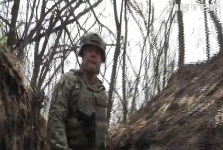 Війна на Донбасі: ЗСУ приведені у повну бойову готовність