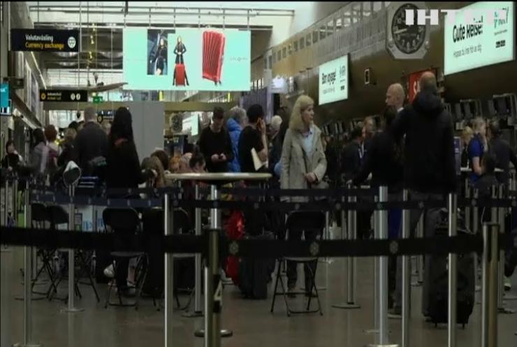 У Скандинавії скасували тисячі авіарейсів