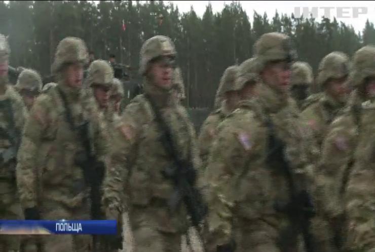 США збільшують військову присутність у Польщі