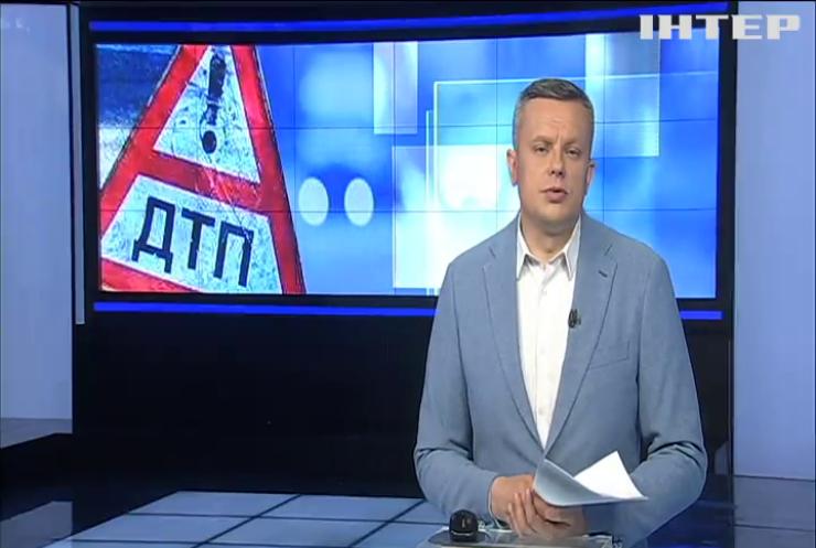 В Орловській області у ДТП постраждали українці