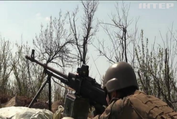 Війна на Донбасі: від ворожої кулі загинув український боєць