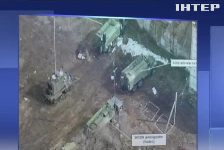 Росія випробовує на Донбасі новітнє озброєння