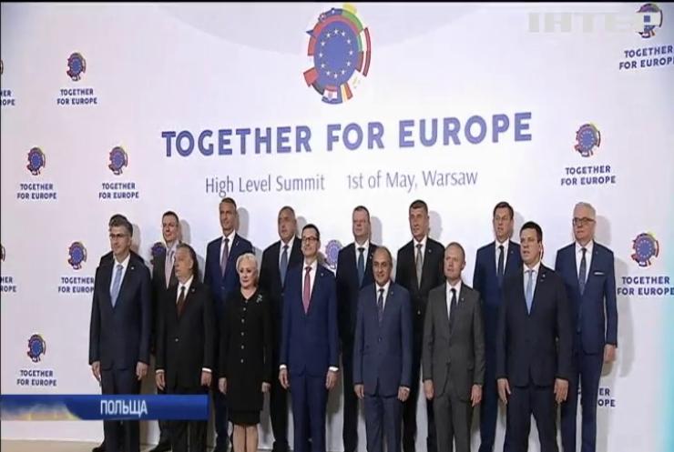 """Країни колишнього """"східного блоку"""" святкують 15 річницю приєднання до ЄС"""