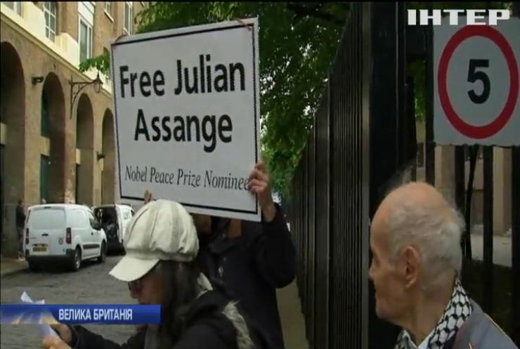 Суд у Лондоні постановив ув'язнити Джуліана Ассанжа