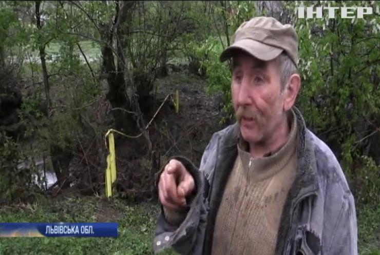 На Львівщині рахують збитки від негоди