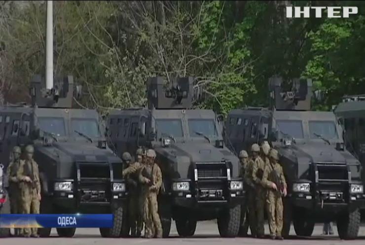 В Одесі посилюють заходи безпеки