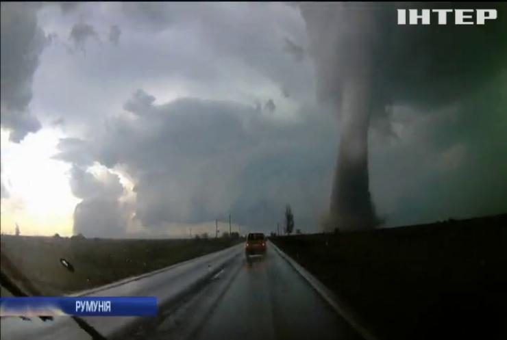 Румунії загрожують масштабні повені