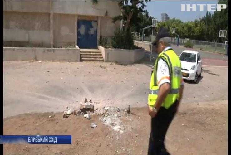 Євробачення під загрозою: по Ізраїлю нанесли ракетний удар