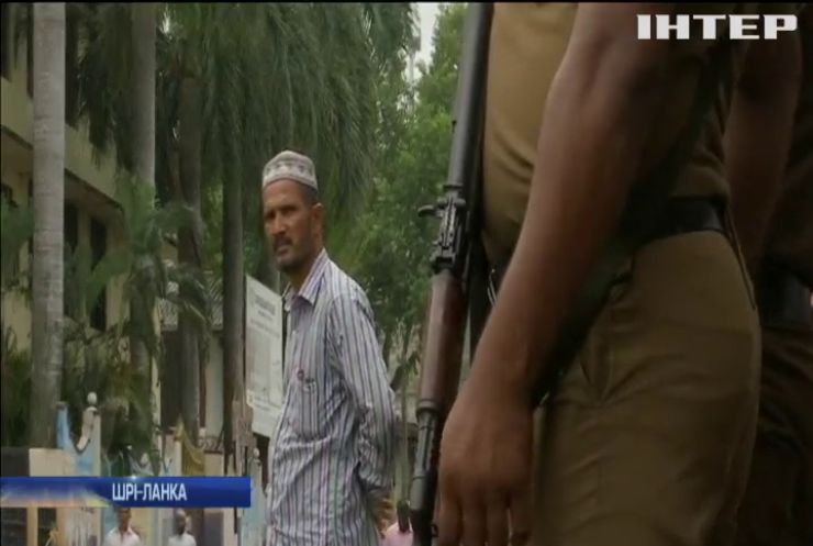 Шрі-Ланка вислала сотні іноземців