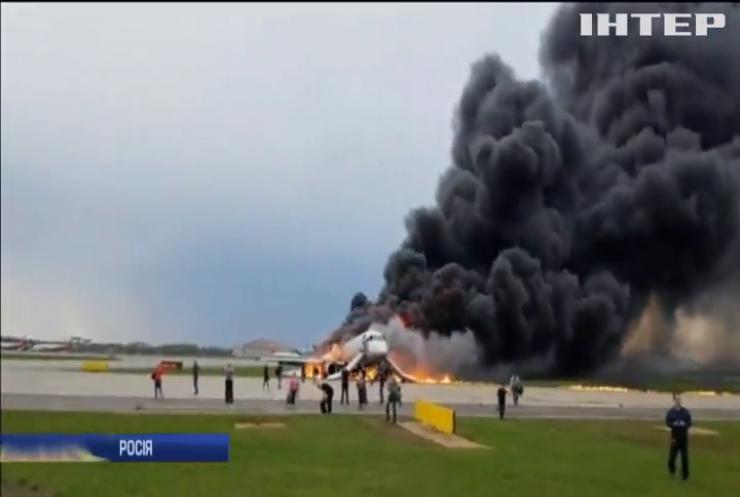 У Вільнюсі скасували рейси російських літаків Superjet-100