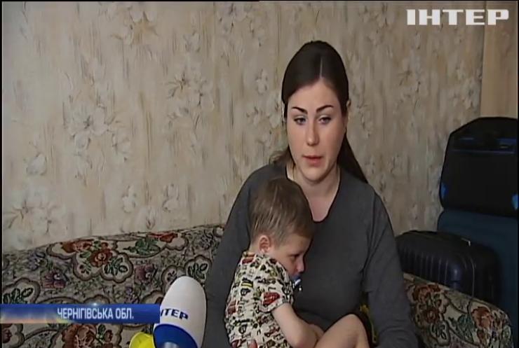 Тимофійко з Чернігівщини потребує термінової допомоги