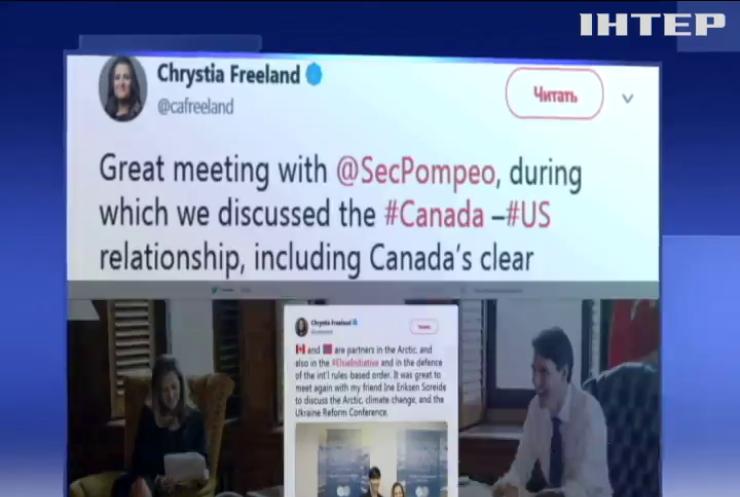 Канада та США узгодили умови співпраці з Україною