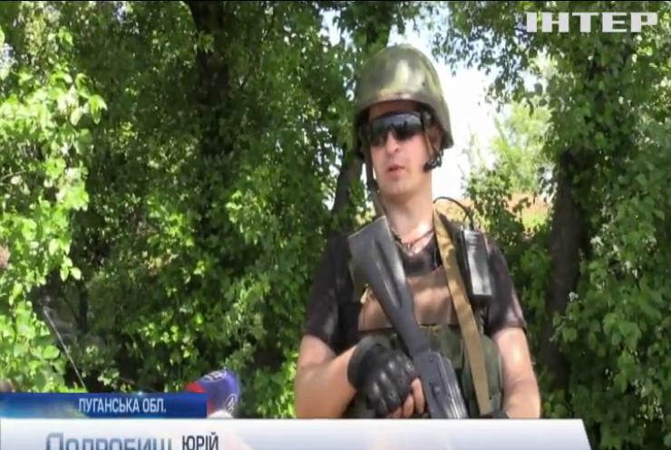 Війна на Донбасі: бойовики обстріляли позиції оборонців