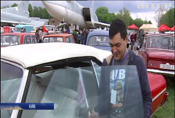 Old Car Land-2019: у Києві пройшов фестиваль ретро-автомобілів