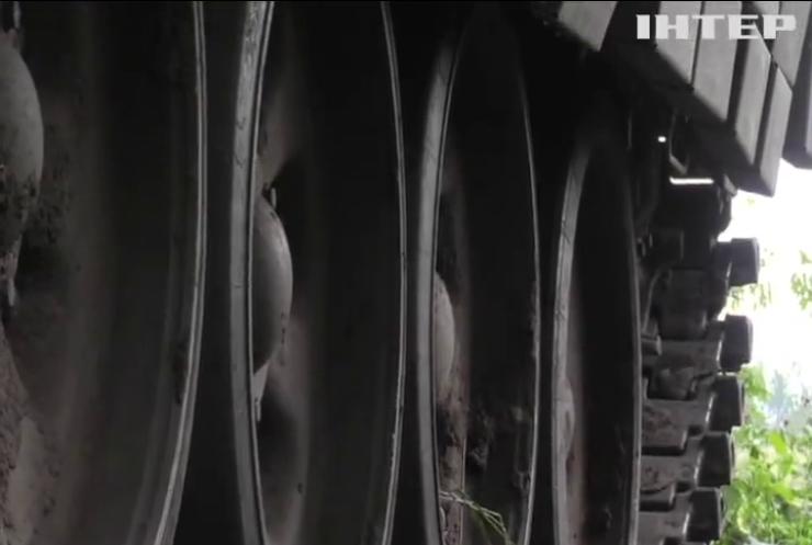 Спостерігачі ОБСЄ зафіксували російські танки на Донбасі