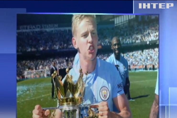 Український футболіст Олександр Зінченко став чемпіоном Англії