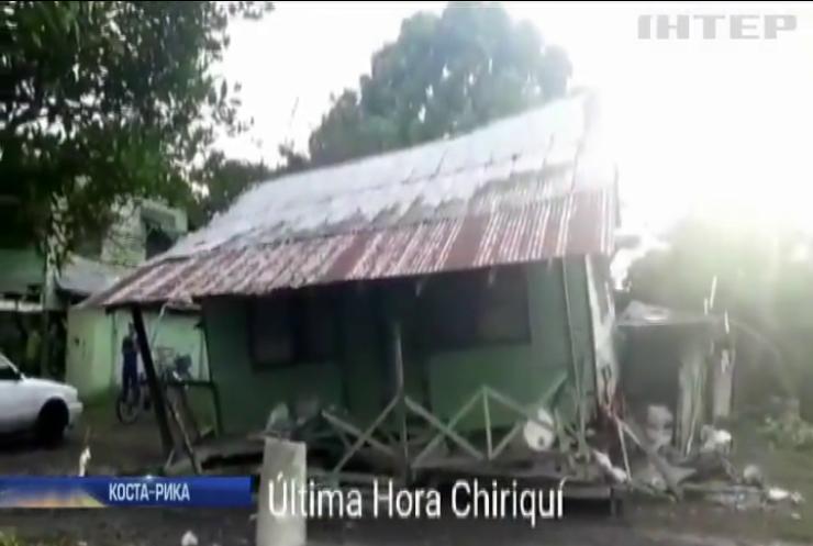 Панаму сколихнув потужний землетрус: є постраждалі
