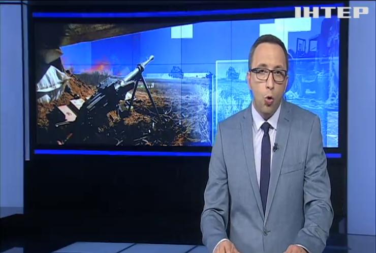Війна на Донбасі: ворог веде вогонь зі стрілецької зброї