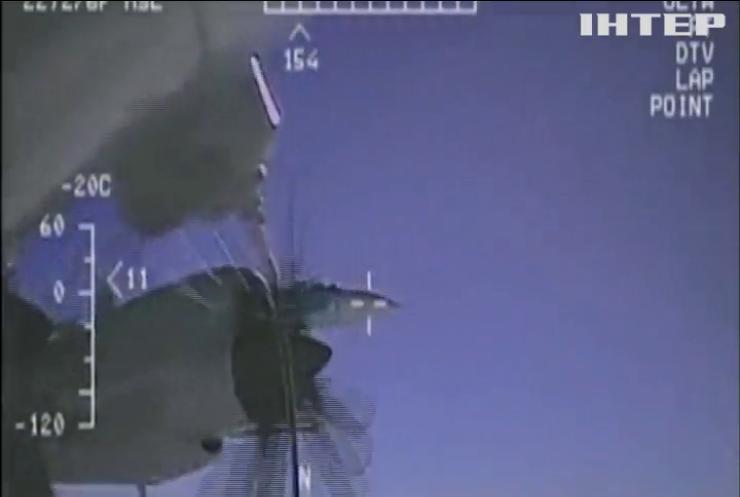 Угорські винищувачі перехопили російський літак над Балтикою